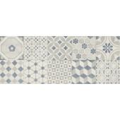 MARAZZI PAINT dekor 20x50cm, bianco/grigio/blu
