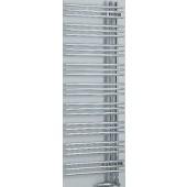 ZEHNDER YUCCA ASYM radiátor 478x1304mm, teplovodní nebo elektrický, ocel, bílá RAL9016