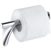 Doplněk držák toal. papíru Hansgrohe Axor Massaud na stěnu 194x124mm chrom