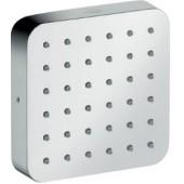 AXOR CITTERIO E podomítkový modul 120x120mm, sprchový, chrom