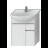 JIKA LYRA skříňka pod umyvadlo 540x315mm, bílá/bílý lak
