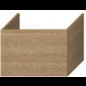 JIKA CUBITO-N skříňka pod desku 640x467x450mm, dub