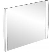 VILLEROY & BOCH AVEO NEW GENERATION zrkadlo 735x65x750mm s osvetlením, smokey grey