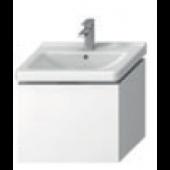 JIKA CUBITO-N skříňka pod umyvadlo 590x427x480mm, bílý lesklý lak