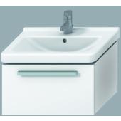 JIKA CUBITO skříňka pod umyvadlo 590x420x350mm se zásuvkou bílá/bílý lesklý lak 4.5011.3.172.500.1