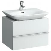 LAUFEN CASE skříňka pod umyvadlo 595x430x425mm s 1 zásuvkou, bílá 4.0120.1.075.463.1