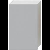 DEEP BY JIKA zrcadlová skříňka 480x170mm, bílá