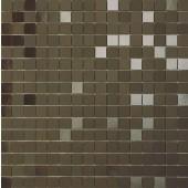 MARAZZI CONCRETA mozaika 32,5x32,5cm lepená na síťce, coke