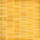 MARAZZI COLORUP mozaika 32,5x32,5cm lepená na síťce, giallo