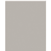 JIKA LYRA PLUS zrcadlo 750x19x700mm, na desce, bílá 4.5321.1.038.304.1