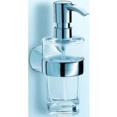 CONCEPT 200 dávkovač mýdla 65x102x172mm čiré sklo, chrom