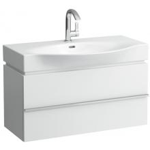 Nábytek skříňka pod umyvadlo Laufen New Case 0125.1 075 463 89,5x46x37,5 cm bílá