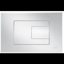 Předstěnové systémy ovládací desky Kolo Technic Fusion 21,5x14 cm, 3/6 l bílá