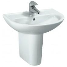 Umývátko klasické Laufen s otvorem Pro B 50 cm bílá