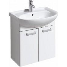 KERAMAG RENOVA NR. 1 skříňka pod umyvadlo 55x59x31cm, závěsná, bílá/bílá lesklá 880060000