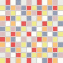 RAKO TENDENCE mozaika 30x30cm, vícebarevná