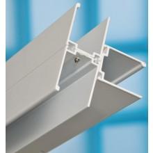 RAVAK spojovací AT profil 1880mm ke sprchovým koutům satin E100000021