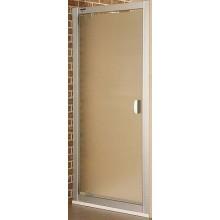 Zástěna sprchová Roltechnik sklo ECDO 1 800x1850mm elox/čiré+clearshield
