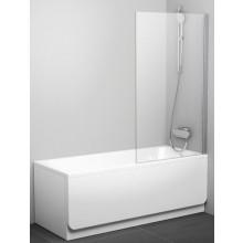 Zástěna vanová Ravak - PVS1-80 800x1400 mm bright alu/transparent