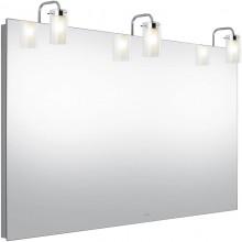 Nábytek zrcadlo Villeroy & Boch More to See se 3 svítidly 1600x750x70/195mm