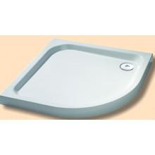 Příslušenství k vaničkám Huppe - Verano kryt 90x90 cm,výška 190mm bílá/čtvrtkruh