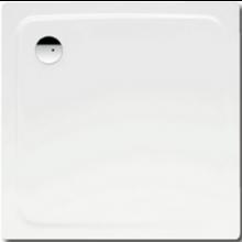 KALDEWEI SUPERPLAN 404-1 sprchová vanička 900x1000x25mm, ocelová, obdélníková, bílá, celoplošný Antislip 430430020001