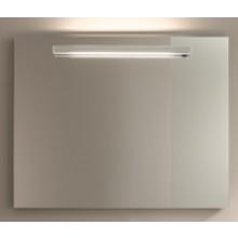DURAVIT FOGO zrcadlo 997x23/76mm s osvětlením, americký ořech/americký ořech FO961601313