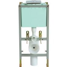HERITAGE předstěnový WC modul 800-1000mm, včetně tlačítka shora, ocel/polystyren