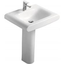 Umyvadlo klasické Ideal Standard s otvorem Moments 55x43 cm bílá