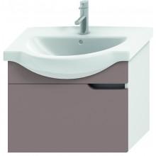 Nábytek skříňka pod umyvadlo Jika Mio new 63 cm bílá-bolton
