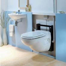 SFA SANIBROY SANICOMPACT STAR kalové čerpadlo 500W se závěsným wc, keramika