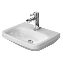 DURAVIT DURASTYLE umývátko 450x335mm bez přetoku, bílá 0708450000