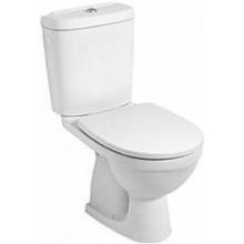 KOLO PRIMO klozet kombinační 35,6x62,5cm odpad svislý s hlubokým splachováním 3/6l, bílá K89007000
