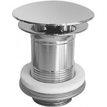 DURAVIT průtokový ventil 80mm neuzavíratelný, chrom 0050381000