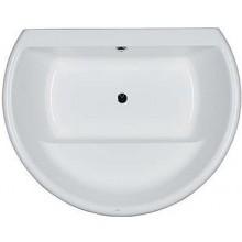 KOLO FURORA vana akrylátová 165x130cm, kruhová, se sedací plochou, bílá XWL0465000