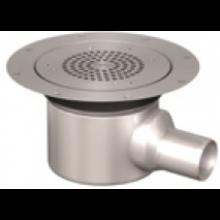 ACO EG 150 podlahová vpust DN100 teleskopicky nastavitelná, nerez ocel