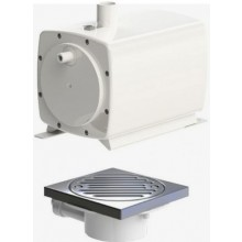 SFA SANIBROY SANIFLOOR 1 čerpadlo 400W pro bezbariérové sprchy, odtok pro keramickou podlahu