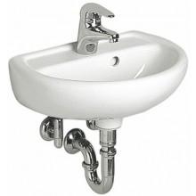 Umývátko klasické Kolo s otvorem Nova Top 45x33 cm bílá