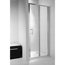 JIKA CUBITO PURE sprchové dveře 800x1950mm skládací, arctic 2.5524.1.002.666.1