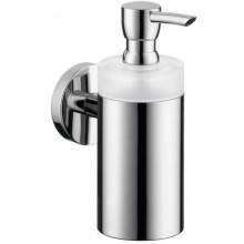 HANSGROHE LOGIS dávkovač tekutého mýdla 125ml, chrom/sklo 40514000