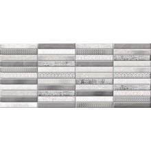 NAXOS HOME mozaika 26x60,5cm, fascia luminor grey 74285