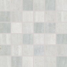 RAKO MANUFACTURA mozaika 5x5cm světle šedá WDM05013