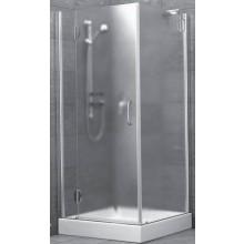 Zástěna sprchová dveře Ideal Standard sklo De Luxe PA 90 cm Silver Brill/Transparente+id.c