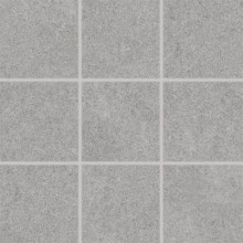 RAKO ROCK mozaika 30x30cm, světle šedá