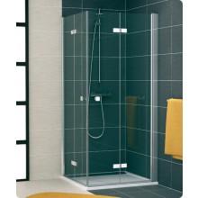 Zástěna sprchová dveře Ronal sklo Swing-Line F SLF2 1200 04 07 1200x1950mm bílá/čiré AQ