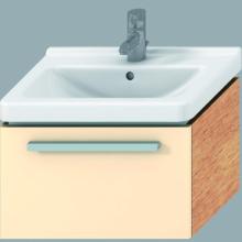 Nábytek skříňka pod umyvadlo Jika Cubito 54 cm fino-béžový lesklý lak