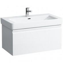 Nábytek skříňka pod umyvadlo Laufen Pro S 8355.2 096 464 105 cm bílá lesklá