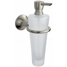 AXOR TERRANO dávkovač tekutého mýdla 200ml, satinox/sklo 41319000
