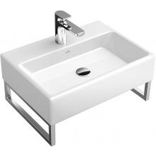 VILLEROY & BOCH MEMENTO umyvadlo 600x420mm s otvorem, bílá alpin ceramicplus