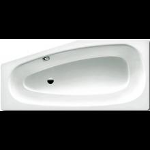 KALDEWEI MINI STAR 830 vana 1570x750x430mm, pravá, ocelová, asymetrická, bílá